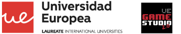 Universidad Europea y UE Game Studio