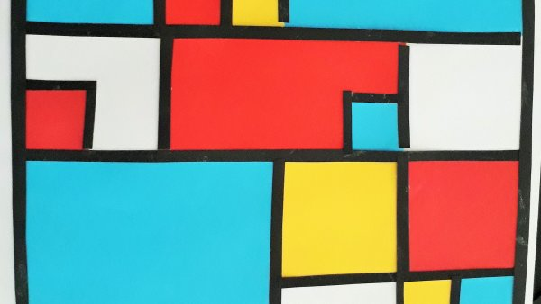 Fractions for Mondrian