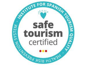 Safe Tourism certified